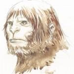 Initial Wildman Sketch